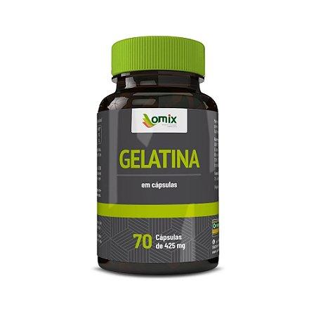 Gelatina - 70 cápsulas