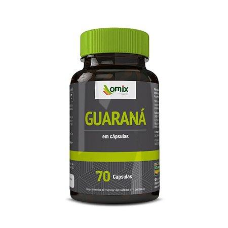 Guaraná - 70 cápsulas