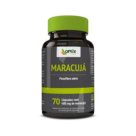 Maracujá - 70 cápsulas
