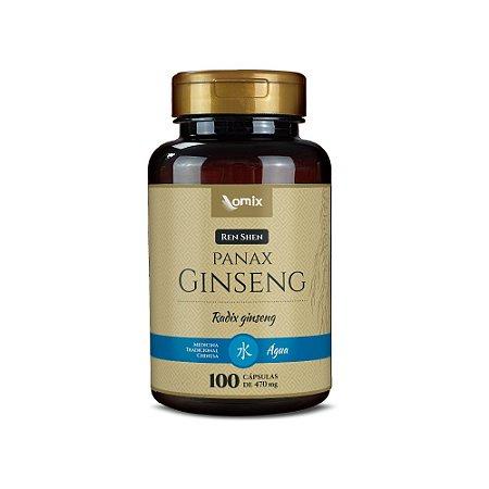 Panax Ginseng (Ren Shen) - 100 cápsulas