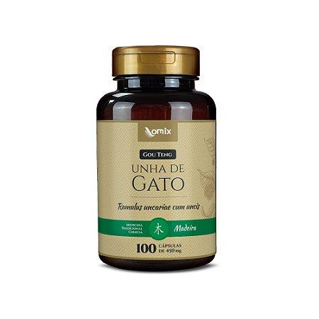 Unha de Gato (Gou Teng) - 100 cápsulas