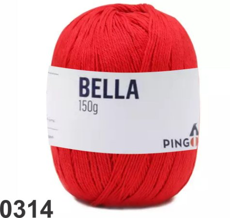 Bella - Tomate - TEX 370