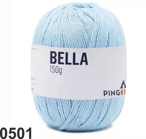 Bella-Lavanda azul bebê