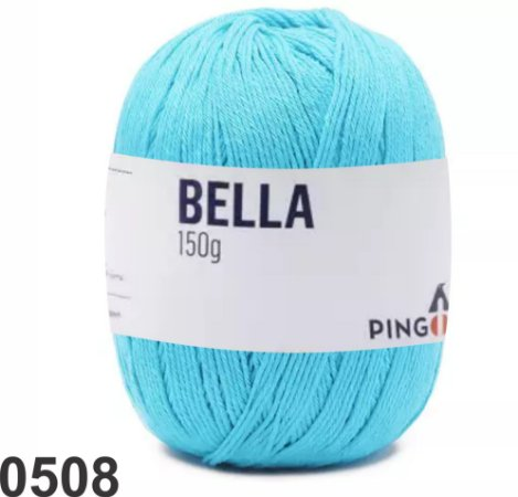 Bella - Turquesa - TEX 370