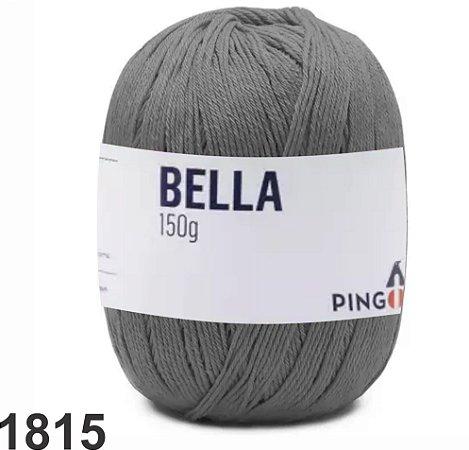 Bella - New Gray cinza escuro - TEX 370