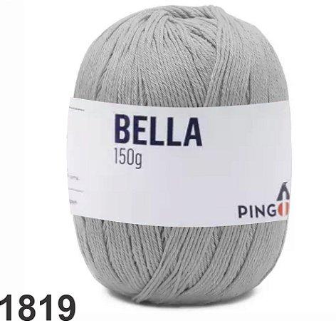 Bella - Steal cinza claro - TEX 370