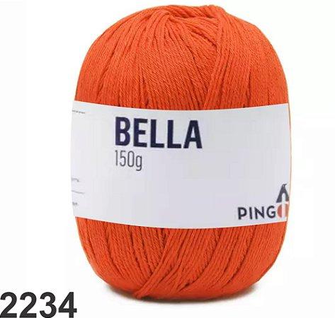 Bella- Jerimum laranja queimado