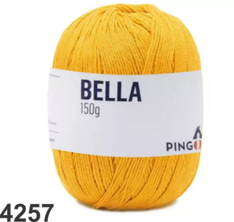 Bella-Sunflower amarelo