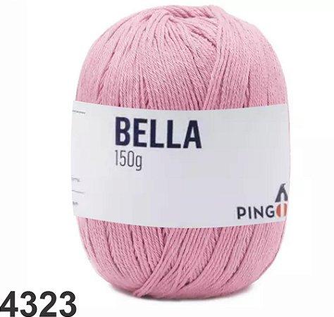 Bella - Fascinação rosê - TEX 370