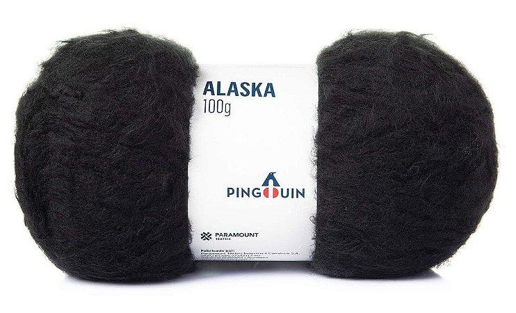 Alaska-New Black  - TEX 625