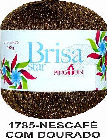 Brisa Star - 1785 Nescafé com Dourado