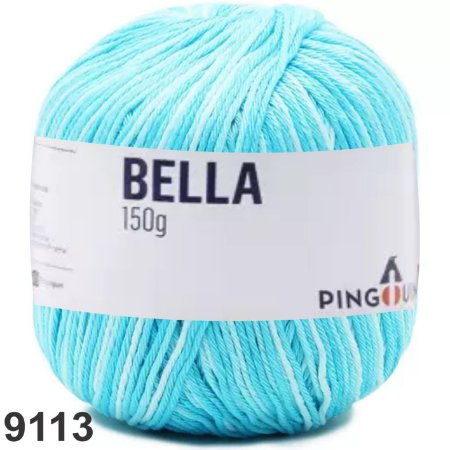 Bella Cores - 9113 - Piscina Mix