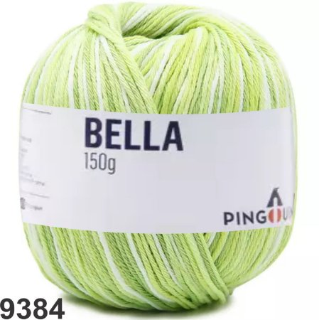 Bella Cores - 9384 - Gramado Mix