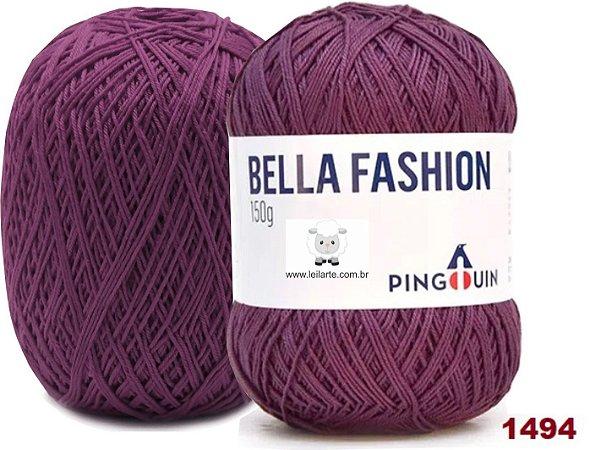 Bella Fashion , 150g, 1494 - Orquídea Escura - TEX 295