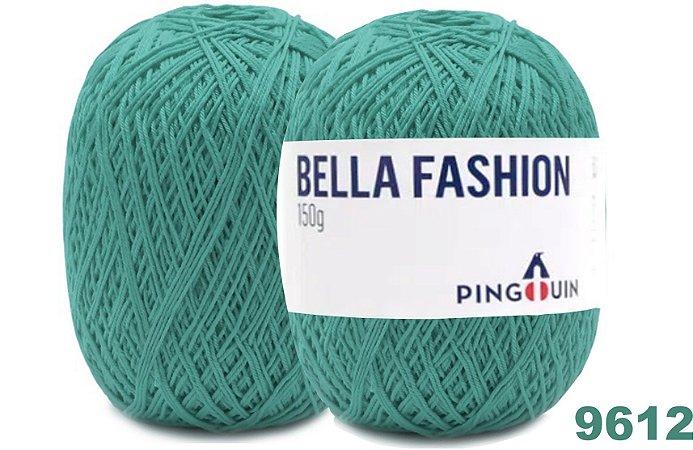 Bella Fashion , 150g, 9612 - Pigmento verde - TEX 295