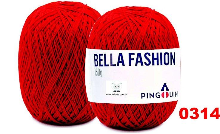 Bella Fashion , 150g,  0314 - Tomate  - TEX 295