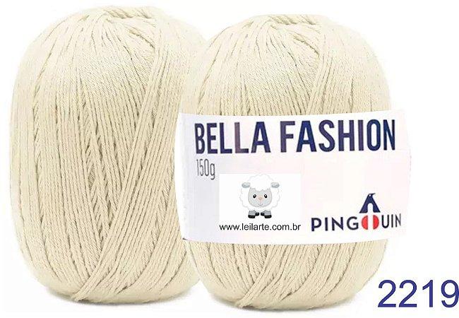 Bella Fashion , 150g, 2219 - Massa Pérola - TEX 295