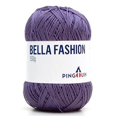 Bella Fashion , 150g,  1429 - Volatil - roxo claro - TEX 295