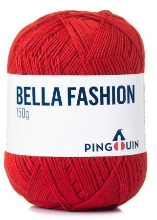 Bella Fashion , 150g, 2309 - Morango - TEX 295