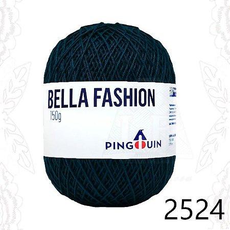 Bella Fashion , 150g, 2524 - Petróleo- TEX 295