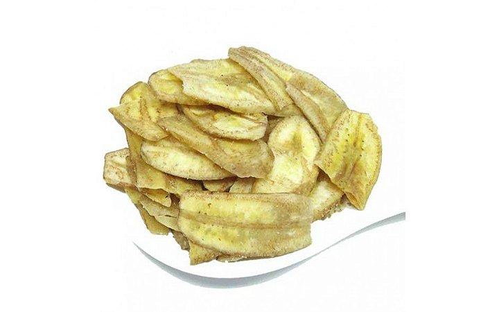 Banana Chips Salgada