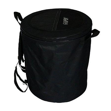 "Capa Bag Surdo Gope 18"" 60cm Almofadada"