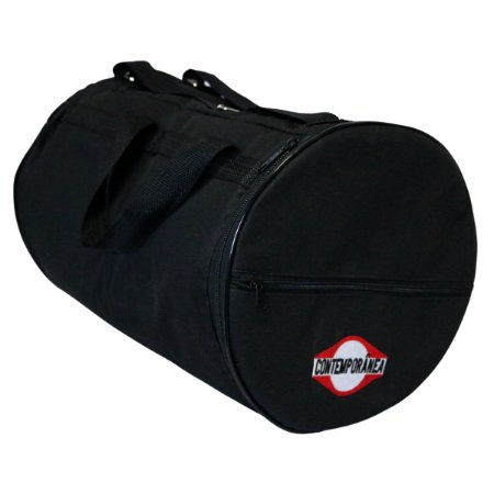 """Capa Bag Rebolo Tantan Contemporânea 10"""" 45cm Almofadada"""