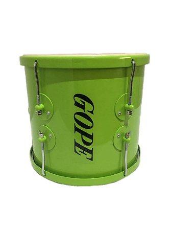 """Repique de Anel Gope 12"""" 30cm Verde Limão Store"""