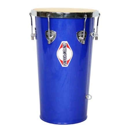 "Rebolo Tantan Contemporânea 10"" 45cm Azul Pro Alumínio"