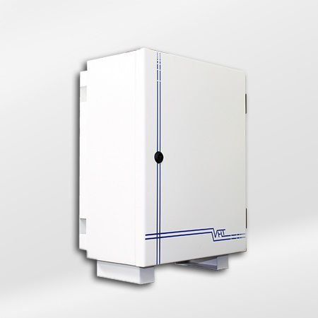 REPETIDOR DE SINAL CELULAR - VHT800-4 - 90dB DL   90dB UL (1 WATT) - Ideal para cobertura de sinal em áreas grandes