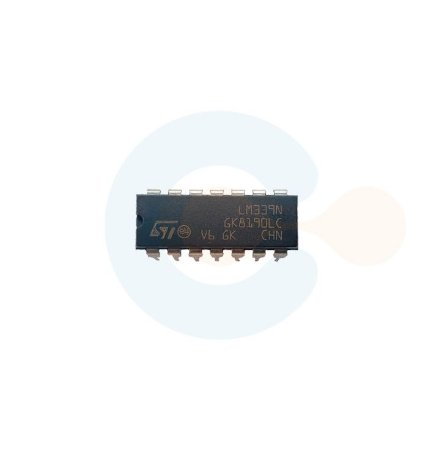 Amplificador Operacional LM339N ST Microelectronics
