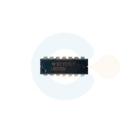 Amplificador Operacional LM339N Texas Instruments