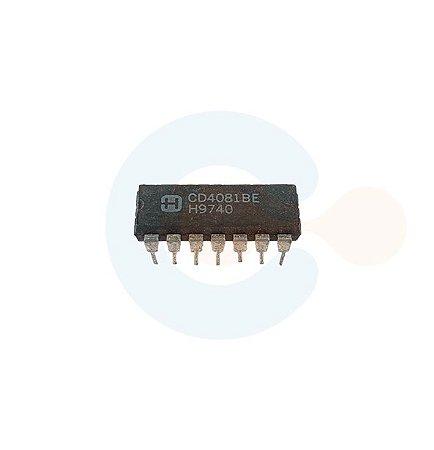 Circuito Integrado CD4081BE