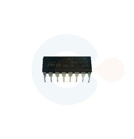 Circuito Integrado HCF4053BE