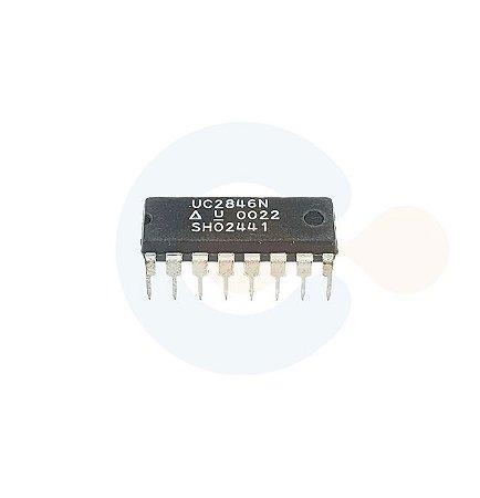Microcontrolador PWM UC2846N