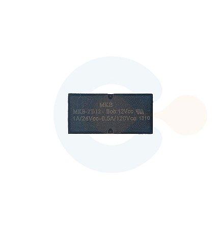 Rele Contato 2NAF - Bobina 24Vcc MKB 2T 12