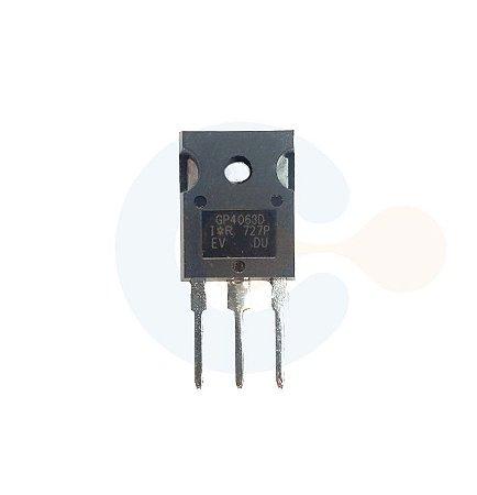 Transistor TBJ  IGBT IRGP4063DPbF