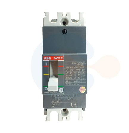 Disjuntor Caixa Moldada 2P SACE Formula A1N 32A