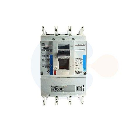 Disjuntor Caixa Moldada 3P FG400 400A 50kA