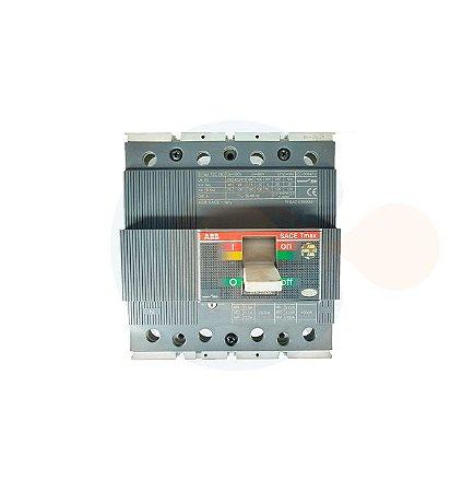 Disjuntor Caixa Moldada 4P SACE Tmax T3C 250A