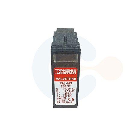 Protetor de Surto Plug In VAL-MS-230-ST 75VCA 25kA Classe II