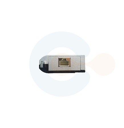 Protetor de Surto p/ GIGABIT Ethernet CLASSE EA CAT 6A DT LAN CAT 6+