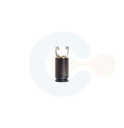 Base p/ Fusível Cartucho 20AG Rosqueavel p/ PCI