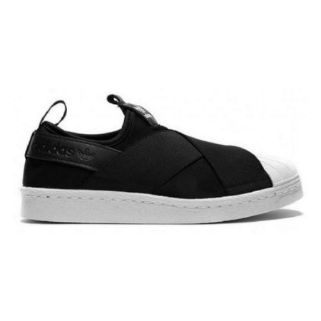 50% price separation shoes wholesale price TÊNIS ADIDAS SLIP ON SUPERSTAR PRETO