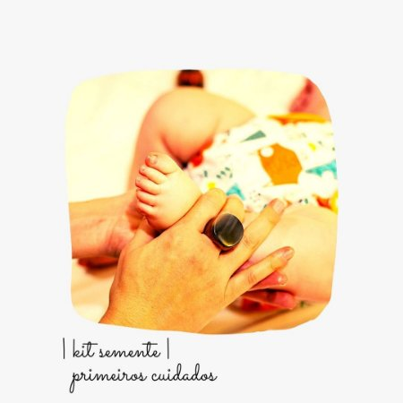 Workshop Online + Kit Cosméticos Primeiros Cuidados • Cuidados Naturais e Aromaterapia para os Pequenos