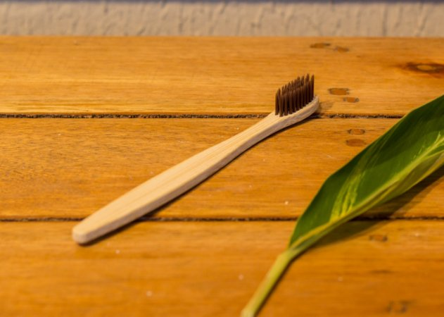 Escova Ecológica de Bambu • Adulto
