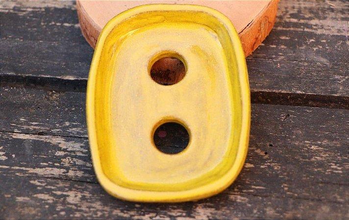 Saboneteira Eco • Cerâmica Artesanal