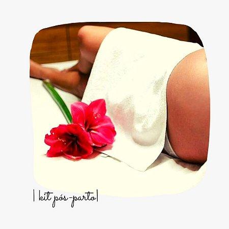 Kit Pós-parto • Cuidado e recuperação