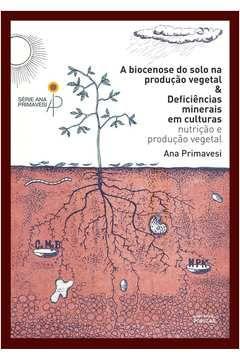 A Biocenose do Solo na Produção Vegetal - por Ana Maria Primavesi