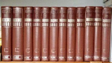 Obras de Máximo Gorki - 12 Volumes